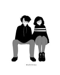 Us by monoChromacat