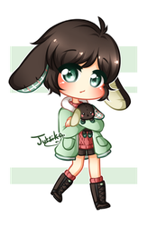 AT: Chibi for Sparkstea #2 by Jutsika