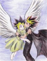 Angels and Demons by sobafanaticofDOOM