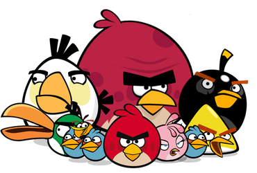 Angry Birds Flock by Jeremiekent13