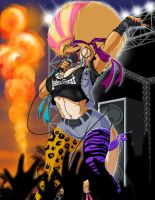 We are gonna rock the night by Lordstevie