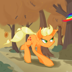 I am not losing this race by Coldtrail
