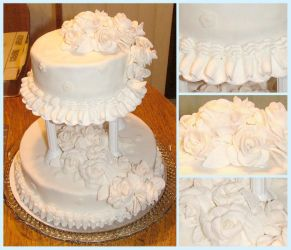 Wedding Cake by ICount