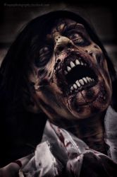 zombie1 by wroquephotography