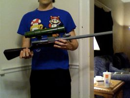 TF2 Sniper Rifle Prop by X2010