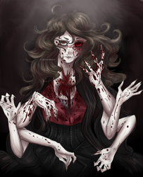 Outta My Hands by OpheliaNevermore