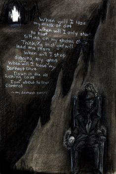 In my darkest cave by ArmSock666