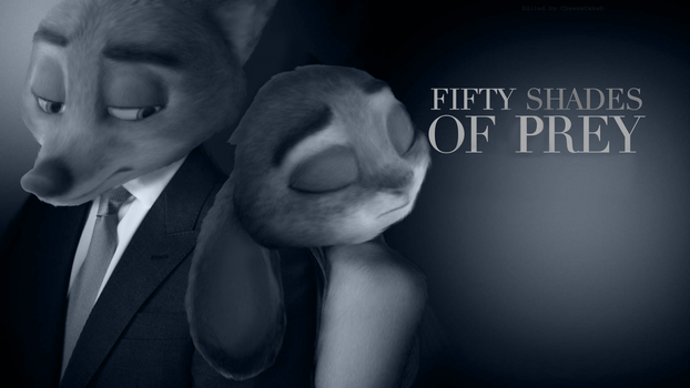 Fifty Shades Of Prey Wallpaper by stalkerd