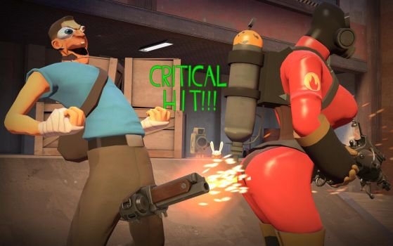GMOD: The gun is most efficient from behind by happy-heavy