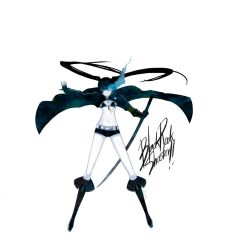 Black Rock Shooter 2010.04.28 by Alcoholrang