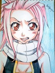 Nalu's daughter by Devi-chans-Art