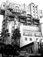 Welcome to the Hollywood Tower by WitchyElphaba