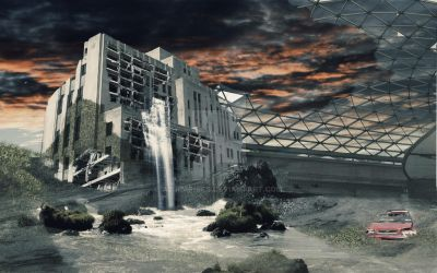The End of the world by A2graphics