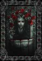 Elizabeth Bathory. Immured countess by Blavatskaya