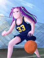 Basketball Aria by AmazingPuffhair