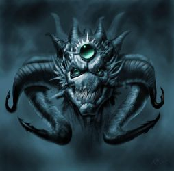 Hell of Horns by MacGwyver