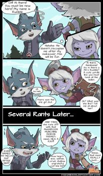 ARAM Adventures: New Tristana...Same old Rumble by FarahBoom