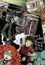 John Dies at The End by ZenandGroove