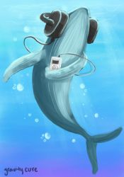 Whale Song by alliezanne