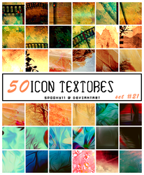 50textures Set21 Byspooky by spooky11