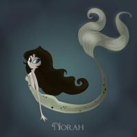 Norah by Flaminghost