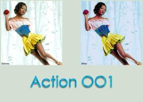 Action OO1 by Laaloadictedphoto