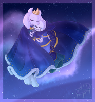 Outerswap - Soriel Week Year 2 Day 6 by MissHoloska