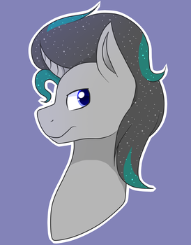AT with Space Demon (Galaxy Dreamer) by djpon3502