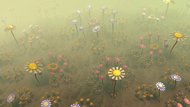 Flower Meadow by hypex2772