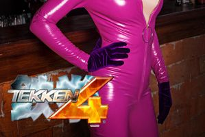 Teaser Tekken 4 cosplay Nina Williams by ZyunkaMukhina