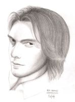 Ben Barnes by RedHoodWinked