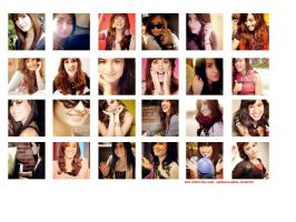 Demi Lovato Icons by Wonderfulwords