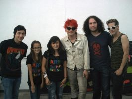 My Chemical Romance and Me by TheHoodedSilhouette