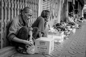 China Town Again - IV by InayatShah