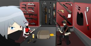 Got weapons ? by amini101
