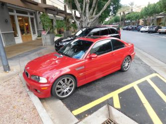 2005 BMW M3 Coupe (E46) by CadillacBrony