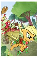 Another Day on Sweet Apple Acres   My Little Pony by BillForster