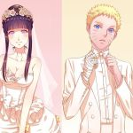 naruhina wedding by hoang3qq