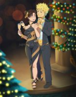 NaruTen: Toast to the Holidays (Full-Version) by JuPMod