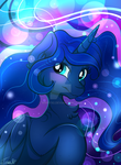 Princess Luna by mirry92