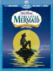 The Little Mermaid BR cover 2 by staee