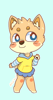 Shibe by Artist-squared