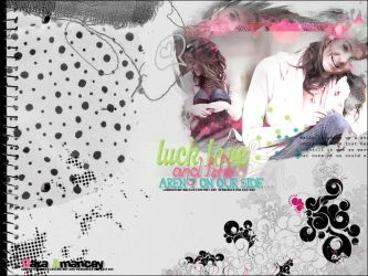 luck love and life by Lookbutdontouch