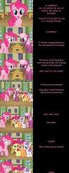 Pinkie Pie Says Goodnight: Schooled by MLP-Silver-Quill