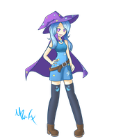 Request: The Great and Powerfull Trixie!! by MRafX