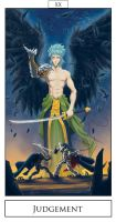 Otaku Tarot - Judgement by DeniseSJones