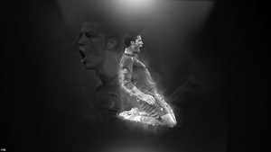 cristiano ronaldo wallpapers by MorBarda