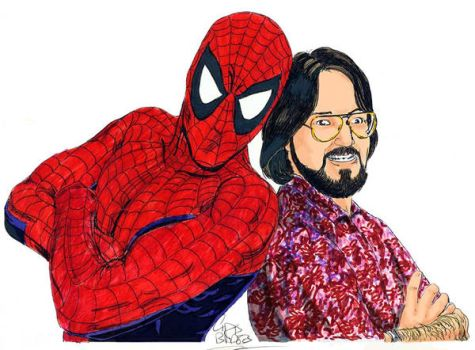 Spidey and Me by cabridges