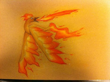 Moltres - On fire and hot as ever by Whiteligtning