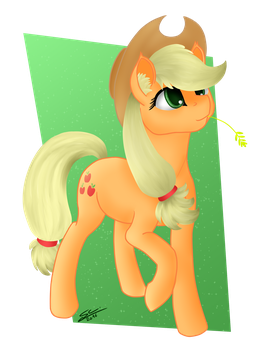 Applejack by Speed-Chaser